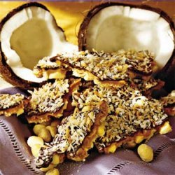 Hawaiian Toffee recipe