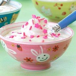 Simple Vanilla Pudding recipe