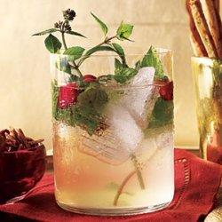 White Cranberry Spritzer recipe