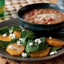 Tuscan Chickpea Soup recipe