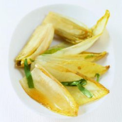 Glazed Endive with Tarragon recipe