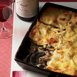 Wild Mushroom Lasagna recipe