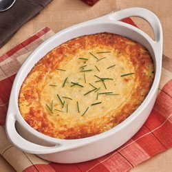 Parmesan Corn Pudding recipe