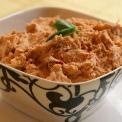 Sun Dried Tomato Spread recipe