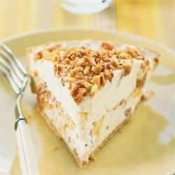 Butter Toffee Ice Cream Pie recipe