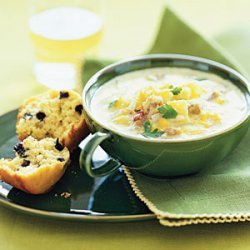 Corn Chowder With Sausage recipe