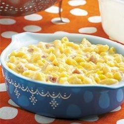 Macaroni & Cheese Chowder recipe