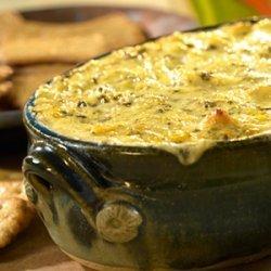 Spinach Artichoke Crab Dip recipe