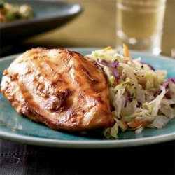 Asian Chicken and Cabbage recipe