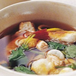 Japanese New Year's Soup recipe