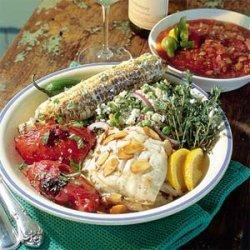 Charred Tomato Salad recipe