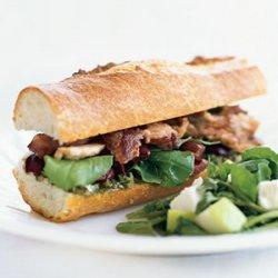 Po' Boy Sandwiches recipe