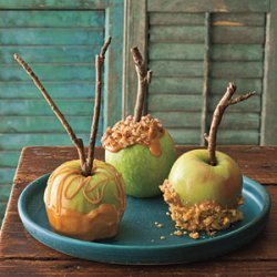 Southern-Style Caramel Apples recipe