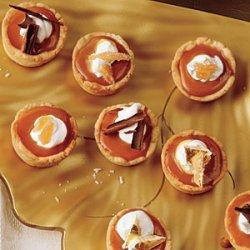 Tiny Caramel Tarts recipe