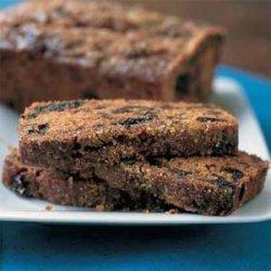 Dried Plum-and-Port Bread recipe