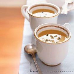 Velvety Squash Soup recipe