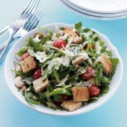 Arugula Salad with Lemon-Dijon Dressing recipe