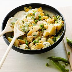 Spring Bounty Potato Salad recipe