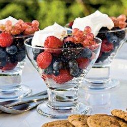 Berries with Mascarpone recipe