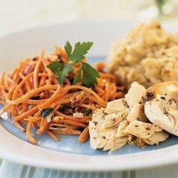 Quick Carrot and Raisin Salad recipe