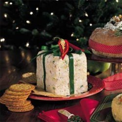 Buttery Blue Cheese Spread with Walnuts recipe