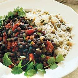 Spicy Black Beans recipe