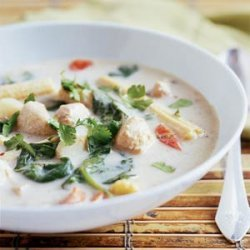 Singapore Chicken Stew recipe