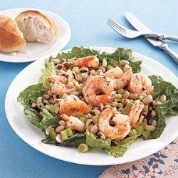 Shrimp and Black-Eyed Pea Salad recipe