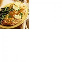 Baked Lemon Chicken (marinated in lemon juice, soy sauce, ginger and cloves) recipe