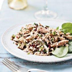 Turkey and Wild Rice Salad recipe
