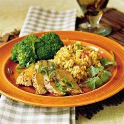 Sweet Pork with Garlic recipe