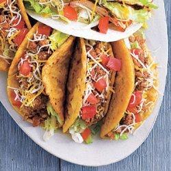 Crunchy Beef Tacos recipe