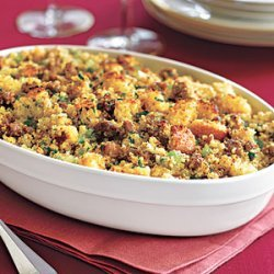 Corn Bread and Sausage Stuffing recipe