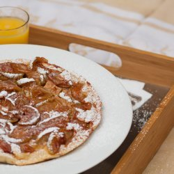 Baked Apple Pancakes recipe