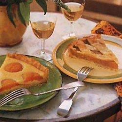 Apple Galette with Orange recipe