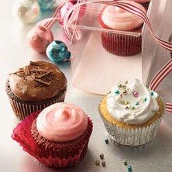 Vanilla Cupcakes with Vanilla Bean Frosting recipe