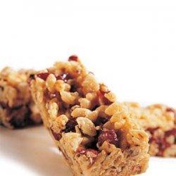 Cranberry Crisp Bars recipe