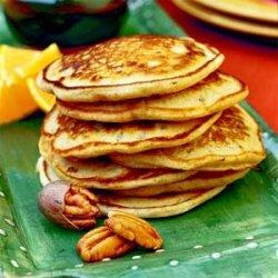 Pecan Pancakes recipe