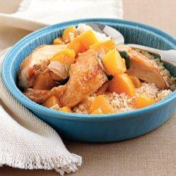 Quick Moroccan Chicken recipe