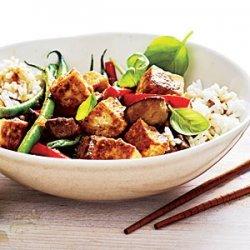 Jungle Curry with Tofu recipe
