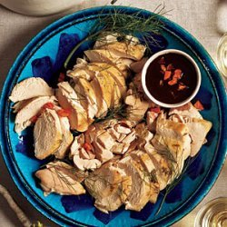 Roast Chicken with Five-Spice Sauce recipe