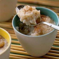 Arroz con Coco (Cuban Coconut Rice Pudding) recipe