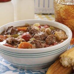 Oven Beef Stew recipe