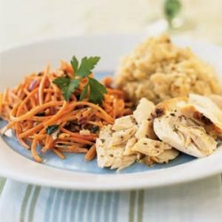 Spiced Roasted Chicken recipe