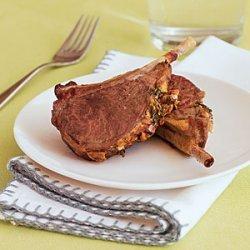 Herbed Rack of Lamb recipe