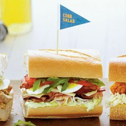 Cobb Salad Sandwiches recipe