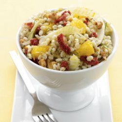 Tuscan Barley Salad recipe