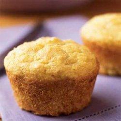 Banana Corn Muffins recipe
