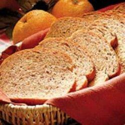 Frangrant Swedish Rye Bread recipe