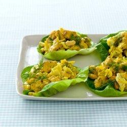 Feel-Good Chicken, Cannellini Bean, and Artichoke Salad recipe